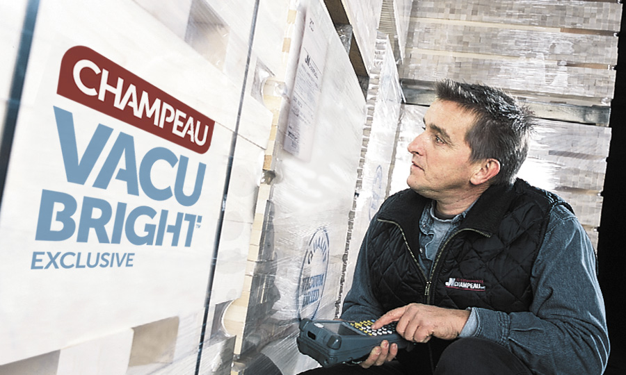 Vacubright - Champeau The Hardwood Company