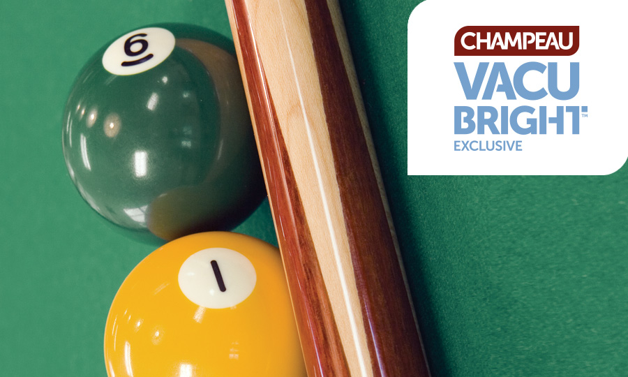 Billiard & snooker cue components product - Champeau The Harwood Company
