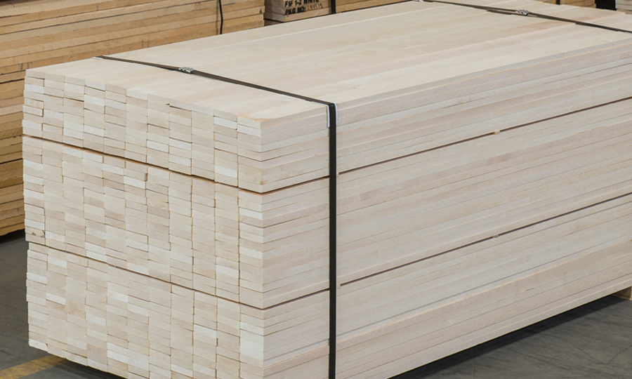 Champeau solution Ripped to widths - Hardwood Lumber products - Champeau The Hardwood Company
