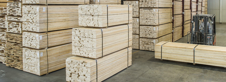 Madera aserrada en bruto - La excelencia en madera dura