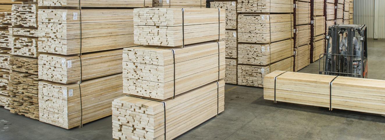 Hardwood Lumber - Champeau The Hardwood Company