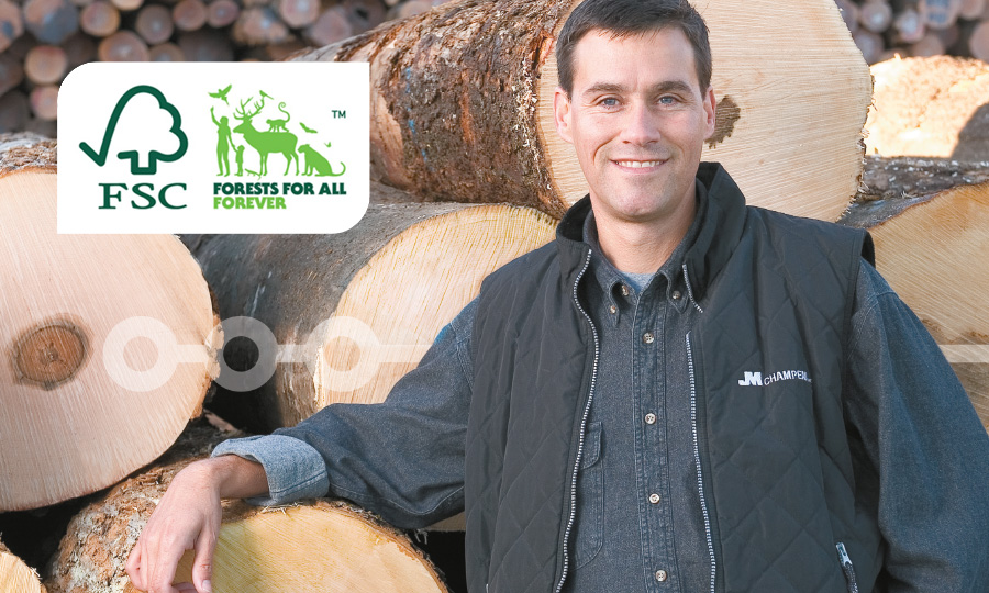 Forests for all forever - Champeau The Hardwood Company