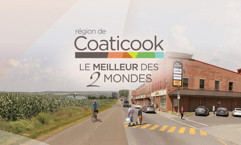 Découvrez la région de Coaticook
